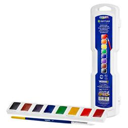 PRANG 08000 PROFESS WATERCOLORS HALF PAN SET