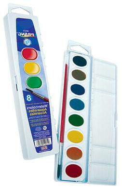 Prang 16016 Washable Watercolors Set 16 Color