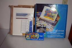 Amazing Reeves Water Color Painting Easel Set Brand New! 12