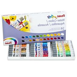 Pentel Arts Water Colors, Assorted Colors, Pack of  24
