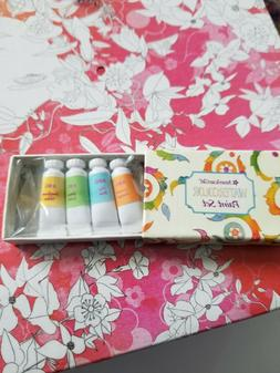 American Girl DOLL Artist's Set COLORED WATERCOLOR PAINT SET