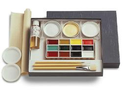 Kissho Gansai Japanese Watercolor Paint starter kit indian i