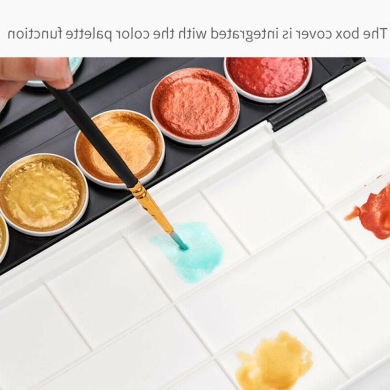 12Color Set With Water Brush