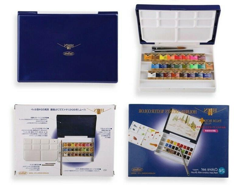 HOLBEIN Travel Set 24 Colors