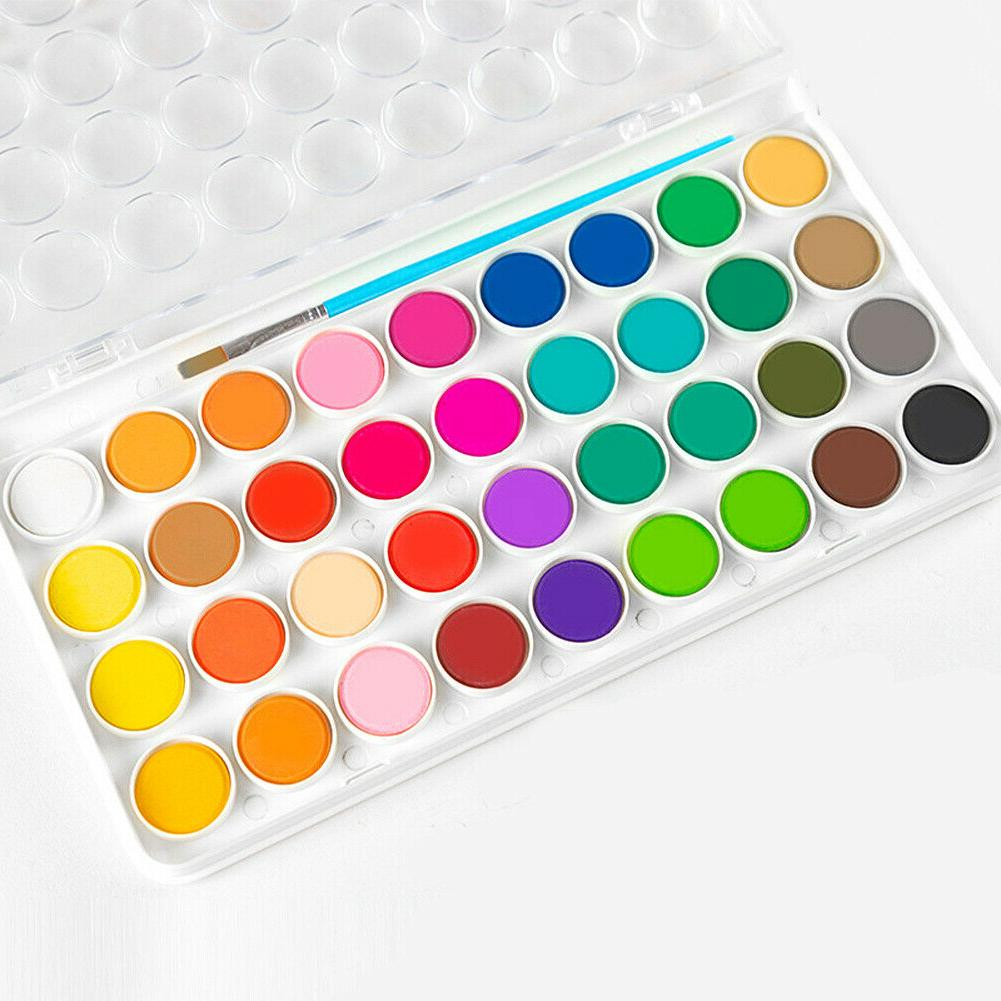 US Watercolor and/or Paint Brushes