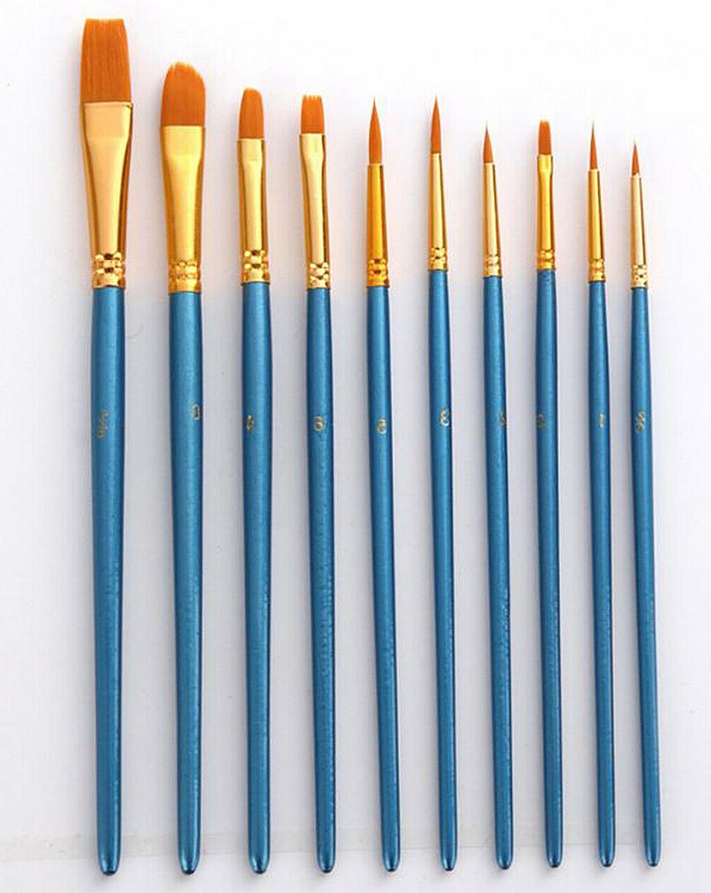 US Color Watercolor Pan Artist and/or 10 Brushes