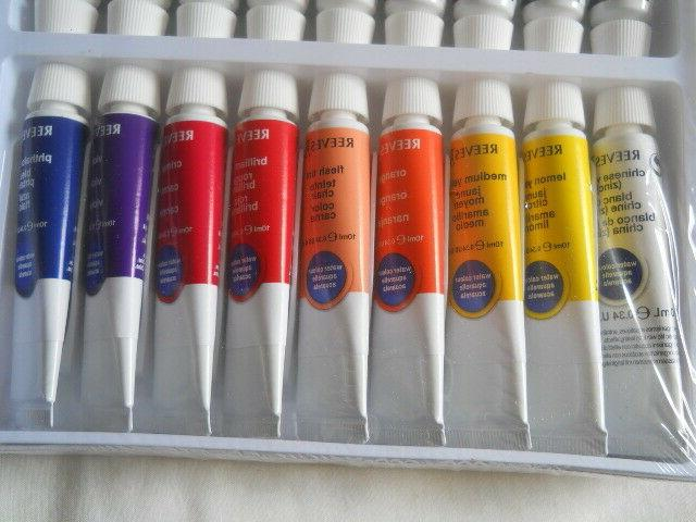 Reeves Multicolor Set 18 tubes 0.34