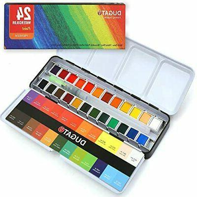 watercolor paint set for kids or adults