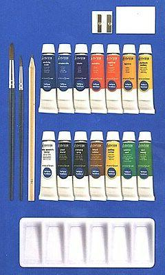 Reeves watercolor art set paint brushes and more 14 popular