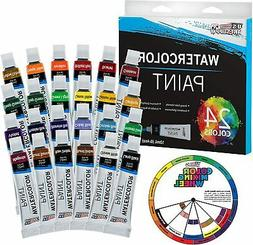 Professional Watercolor Set for Artists Students and Beginne